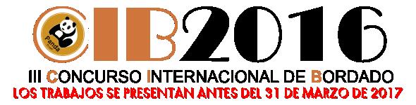 concurso de bordado internacional
